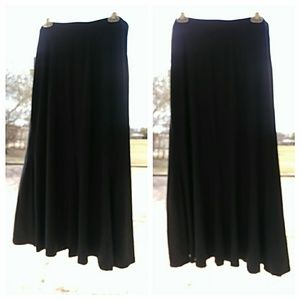 4d7cd141ae Chico's Skirts | Chicos Aria Maxi Skirt | Poshmark